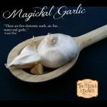 Magickal Garlic