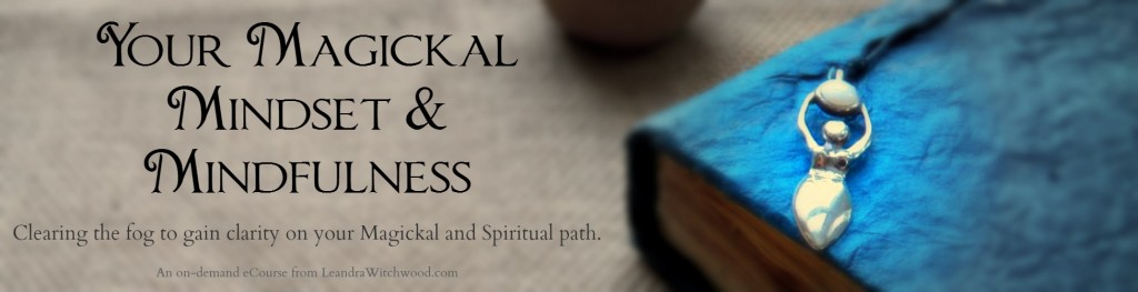 YOUR MAGICKAL MINDSET & MINDFULNESS Header2