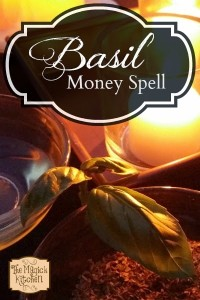 The Magick Ktchen Basil Money Spell