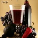 Spicy Blackberry Sangria
