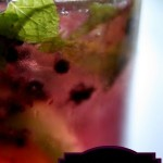 The Black Apple Mojito