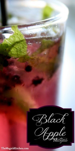 TheMagickKitchenBlackAppleMojito