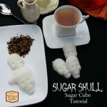 Sugar Skull, Sugar Cube Tutorial