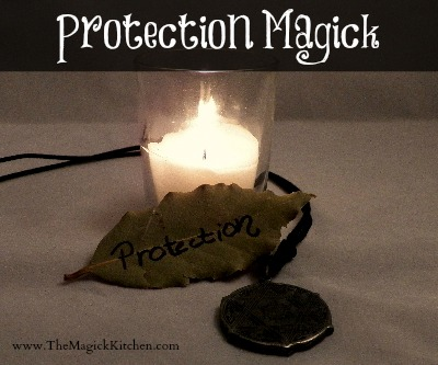 The Magick Kitchen Protection Magick_