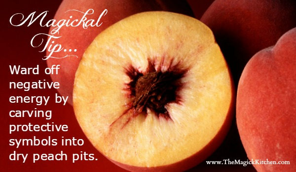 Magickal Aspects of Peach The Magick Kitchen