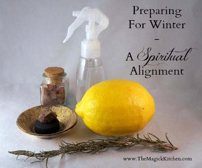 Preparing For Winter A Spiritual Alignment The Magick Kitchen