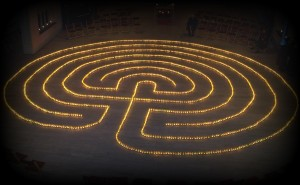 Candle Labyrinth2