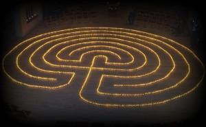 Candle Labyrinth2