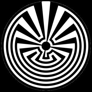 Native American labyrinth