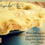Magickal Tip – Inscribe Your Dough