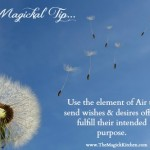 Magickal Tips Wind Magick