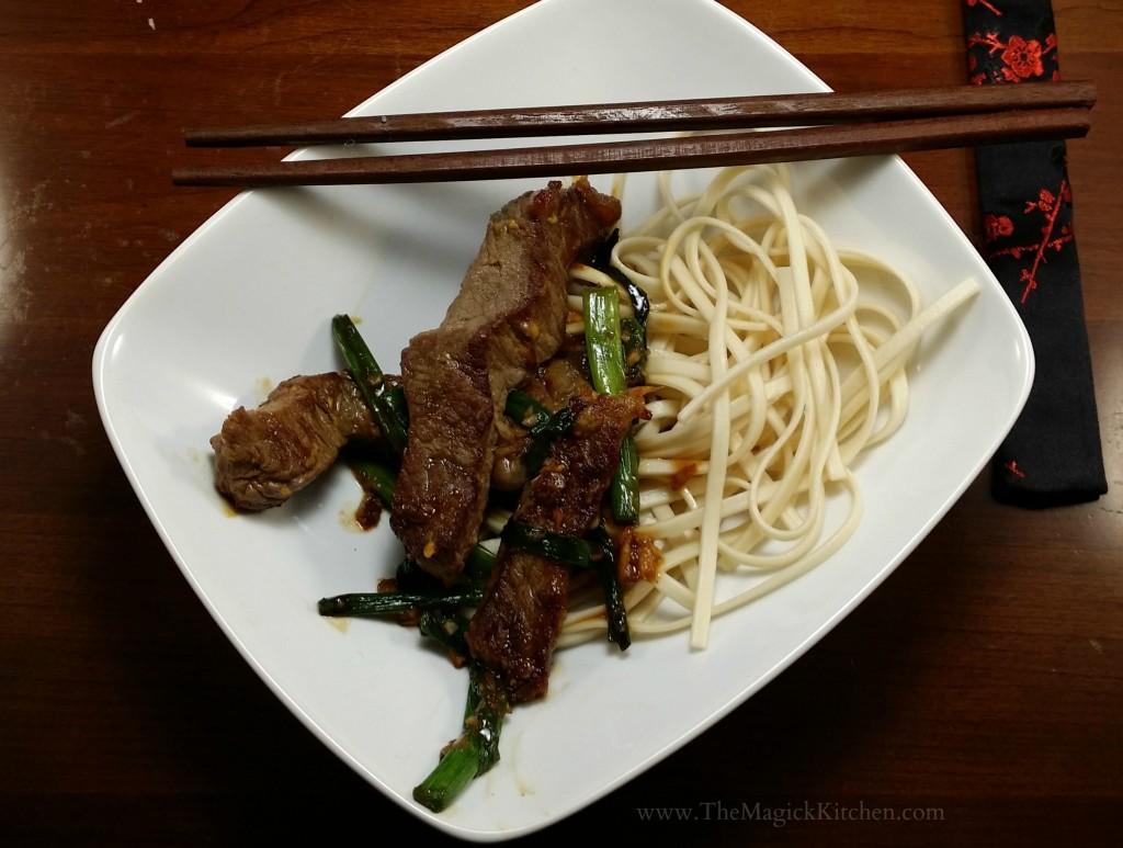 The Magick Kitchen Mongolian Beef Recipe