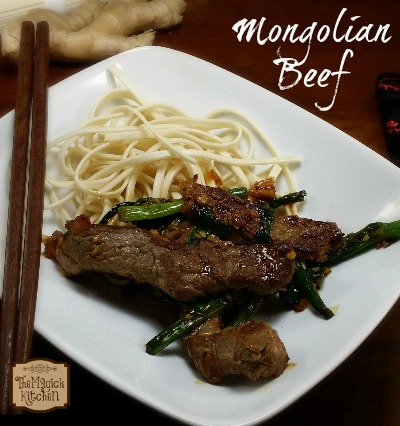 The Magick Kitchen Mongolian Beef Recipe400x426