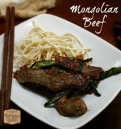 The Magick Kitchen Mongolian Beef Recipe400x426
