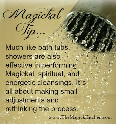 Magickal Tip Shower Cleanings The Magick Kitchen