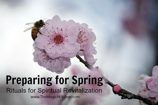Rituals for Spiritual Revitalization The Magick Kitchen