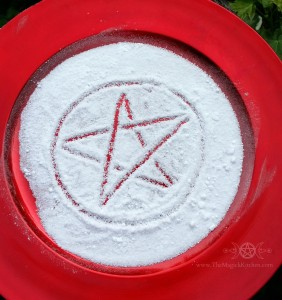 SaltPentagram The Magick Kitchen