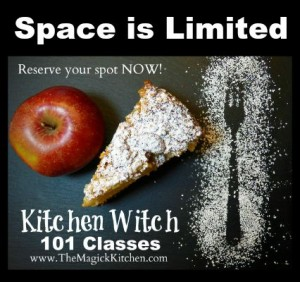 Kitchen Witch 101 The Magick Kitchen Webinars Enrollment