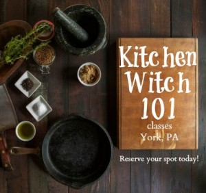 Kitchen Witch Classes York PA