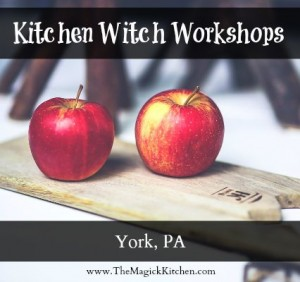 Kitchen Witch Workshops