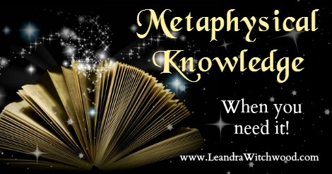 Ad3 Metaphysical knowledge when you need it
