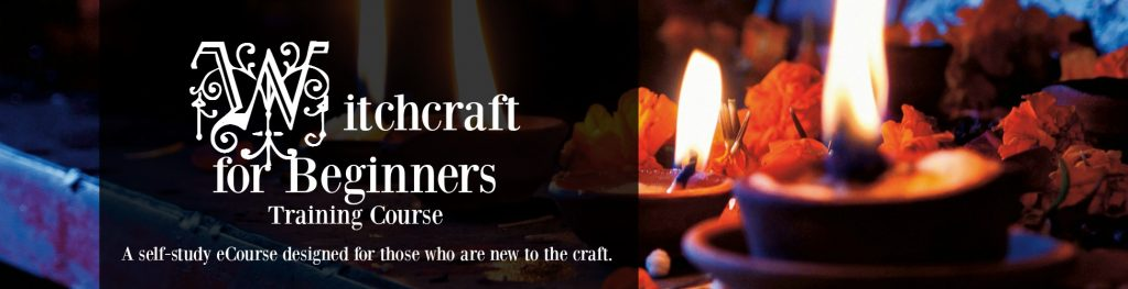 Witchcraft for Beginners Training Course Image 1950x500