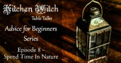 Episode 8 Kitchen Witch Table Talks Advice for Beginners Series 470x246