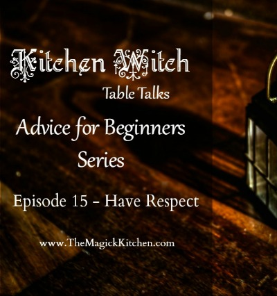 Kitchen Witch Table Talks