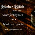 Episode 16 Kitchen Witch Table Talks