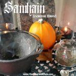 Samhain Incense Blend